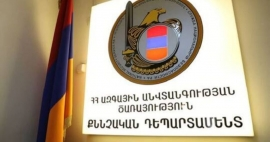 In the second resounding dismissal of the Armenian security services within two days ... the intelligence chief loses his position